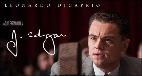 J. Edgar Estreno 2012 toda la info