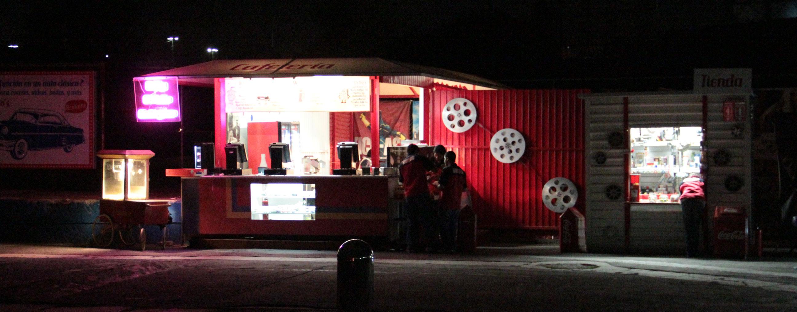 Auto Cinema 38