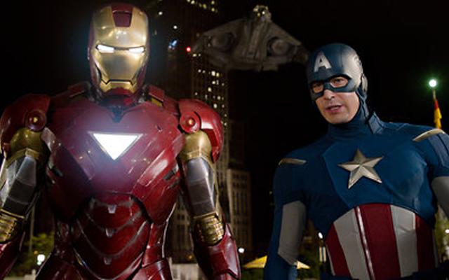 Disney revela agenda de los próximos filmes sobre super héroes