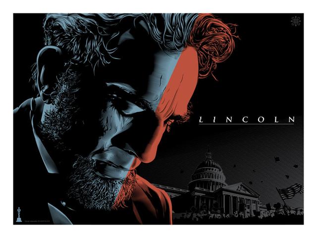 'Lincoln' por Jeff Boyes.