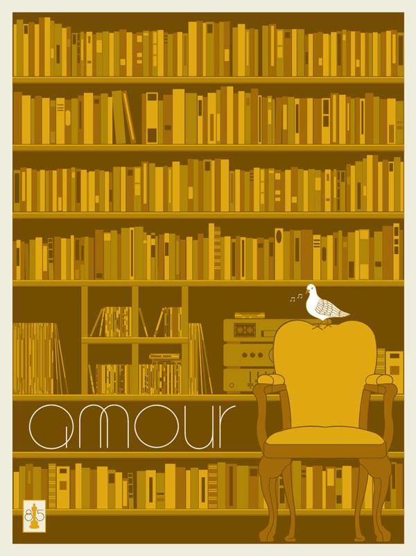 'Amour' por Matt Owen.