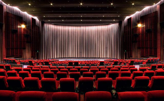 10 notas sobre otros cines emblem ticos del rea - Fotos de salas de cine ...