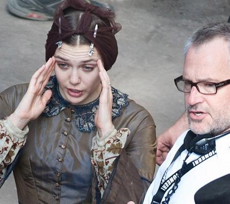 Primer vistazo a Elizabeth Olsen en 'Therese'