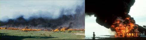 El fuego trascendental: Dumont y Tarkovski.