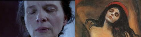 El sublime sufrimiento: Camille Claudel y Munch.