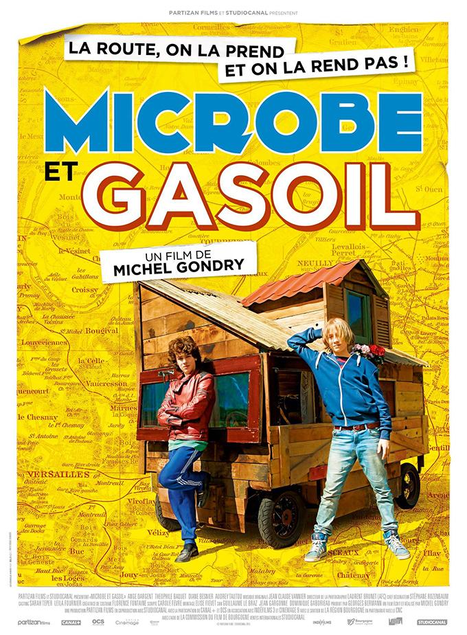 microbe-et-gasoil-poster