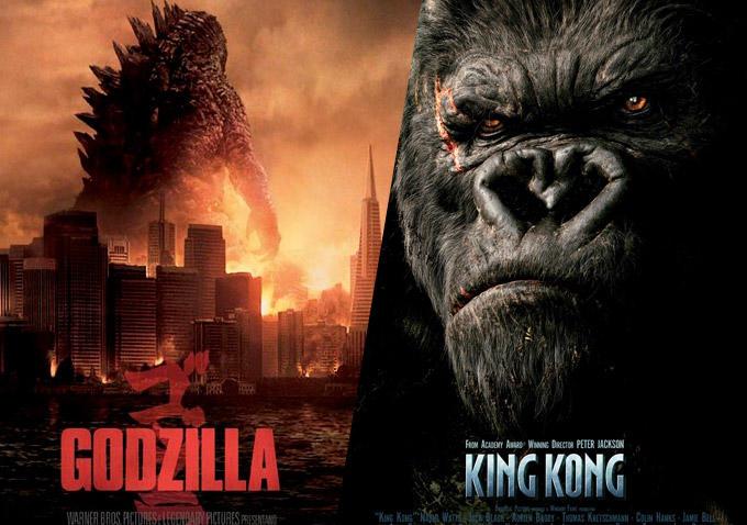 Godzilla y King Kong se enfrentarán en 2017 – Butaca Ancha