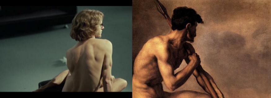 El retrato manierista: Bonello & Gericault