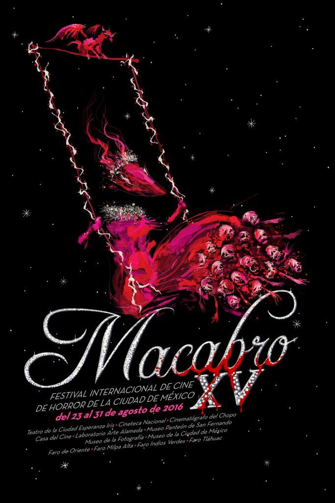 CARTEL MACABRO FICH 2016